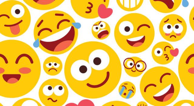 Emoji con la mascherina: da adesso sarà sorridente