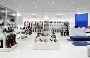 negozio scarpe