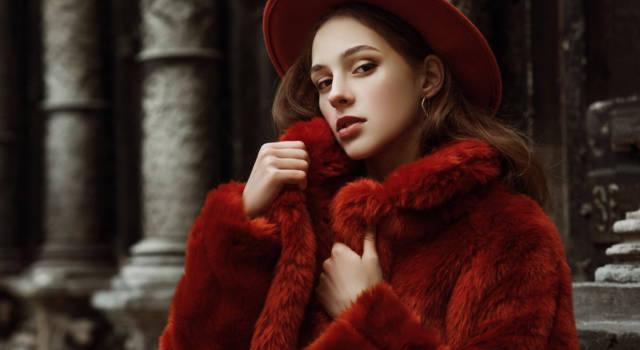 La pelliccia ecologica diventerà protagonista del tuo outfit invernale