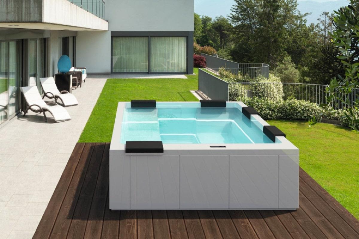 Mini-piscine Castiglione