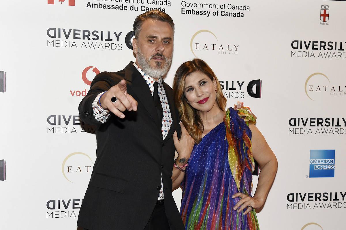 Massimiliano Vado e Michela Andreozzi