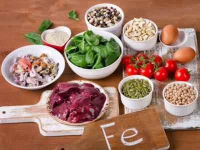 Alimenti ricchi di ferro: ecco quali sono e come assumerli in caso di carenza
