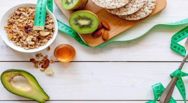 Esempio menù dieta sei pasti