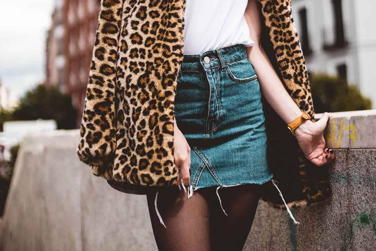 economico per lo sconto ec956 dcab9 Gonna di jeans in autunno e inverno: come abbinarla