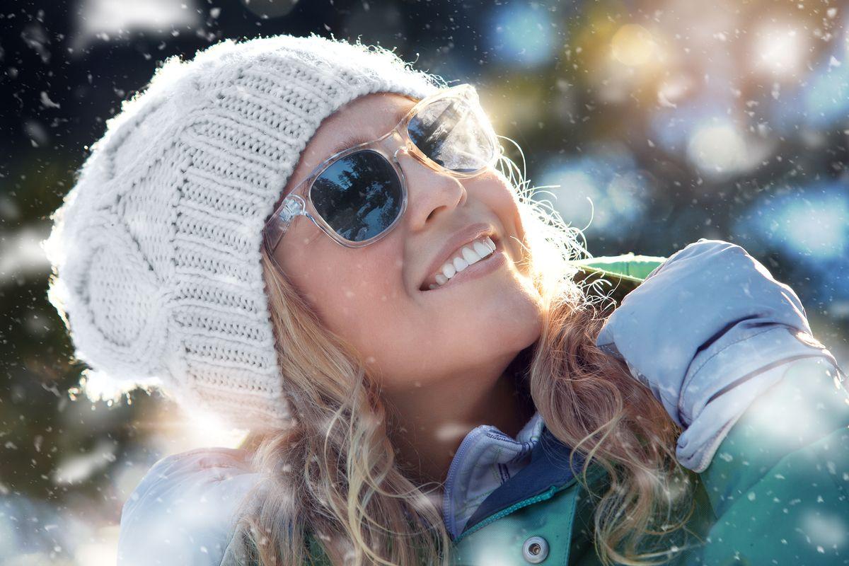 Occhiali da sole inverno