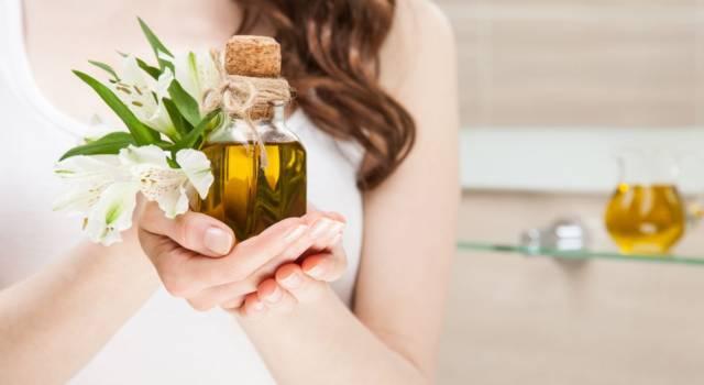 Dalla dispensa… alla bellezza! I rimedi naturali a base di olio extravergine di oliva