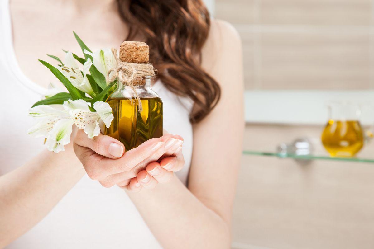 Trattamenti all'olio di oliva