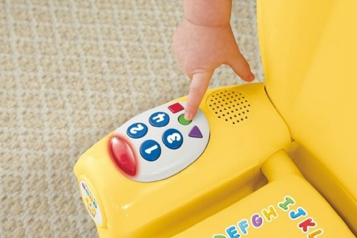 Ridi e Impara di Fisher Price