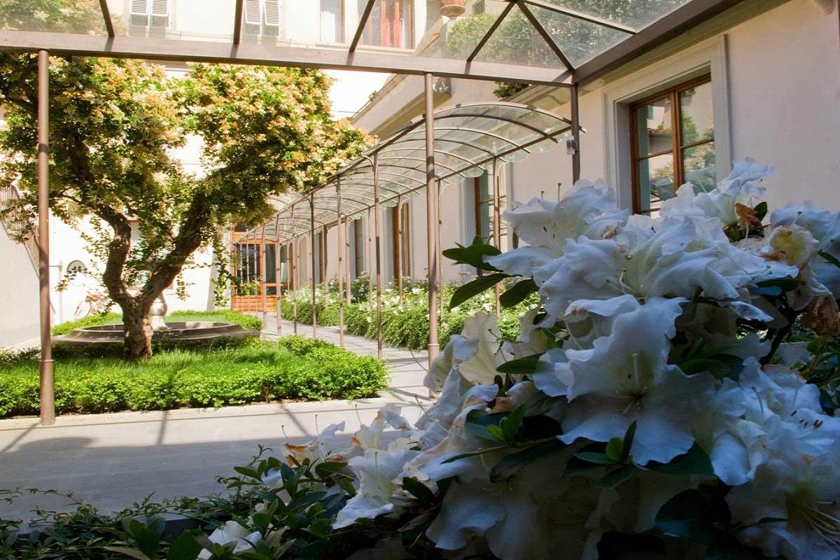Giardino di Orto de' Medici