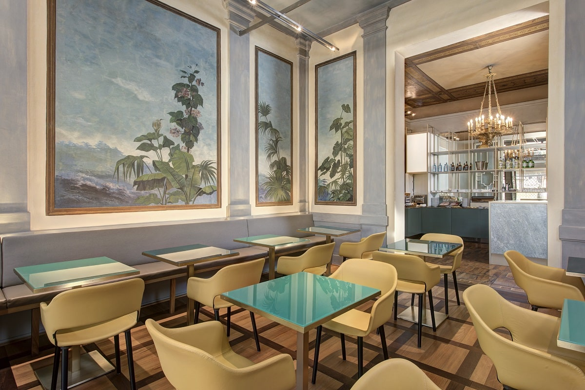 Sala colazione Orto de' Medici