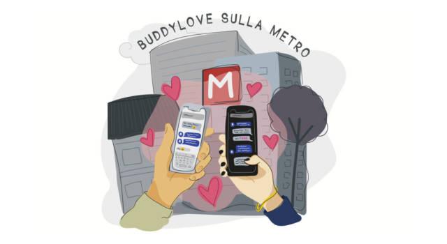 Buddylove sulla metro #3