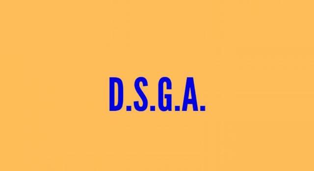 Cosa significa DSGA?