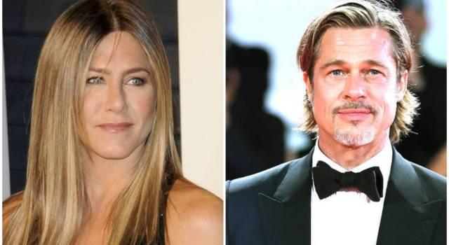 Jennifer Aniston e Brad Pitt di nuovo insieme! Ecco dove