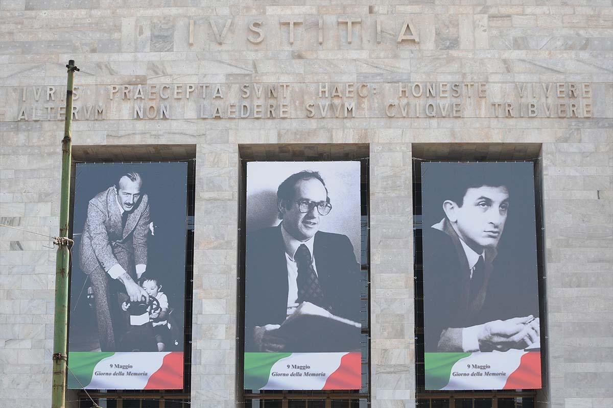 Emilio Alessandrini Guido Galli Giorgio Ambrosoli foto