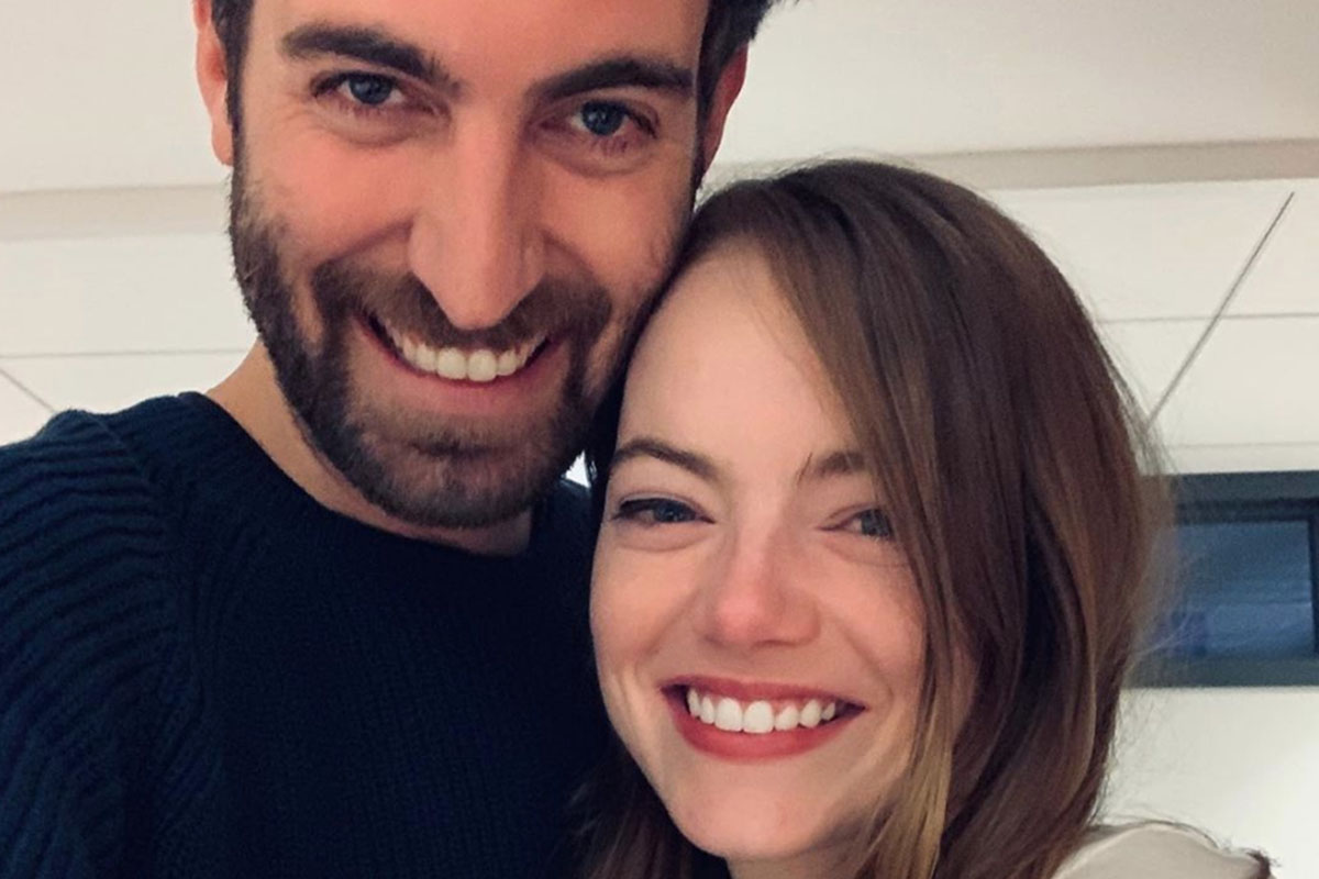 Dave McCary Emma Stone