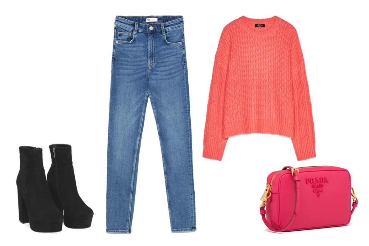 Outfit jeans skinny 2