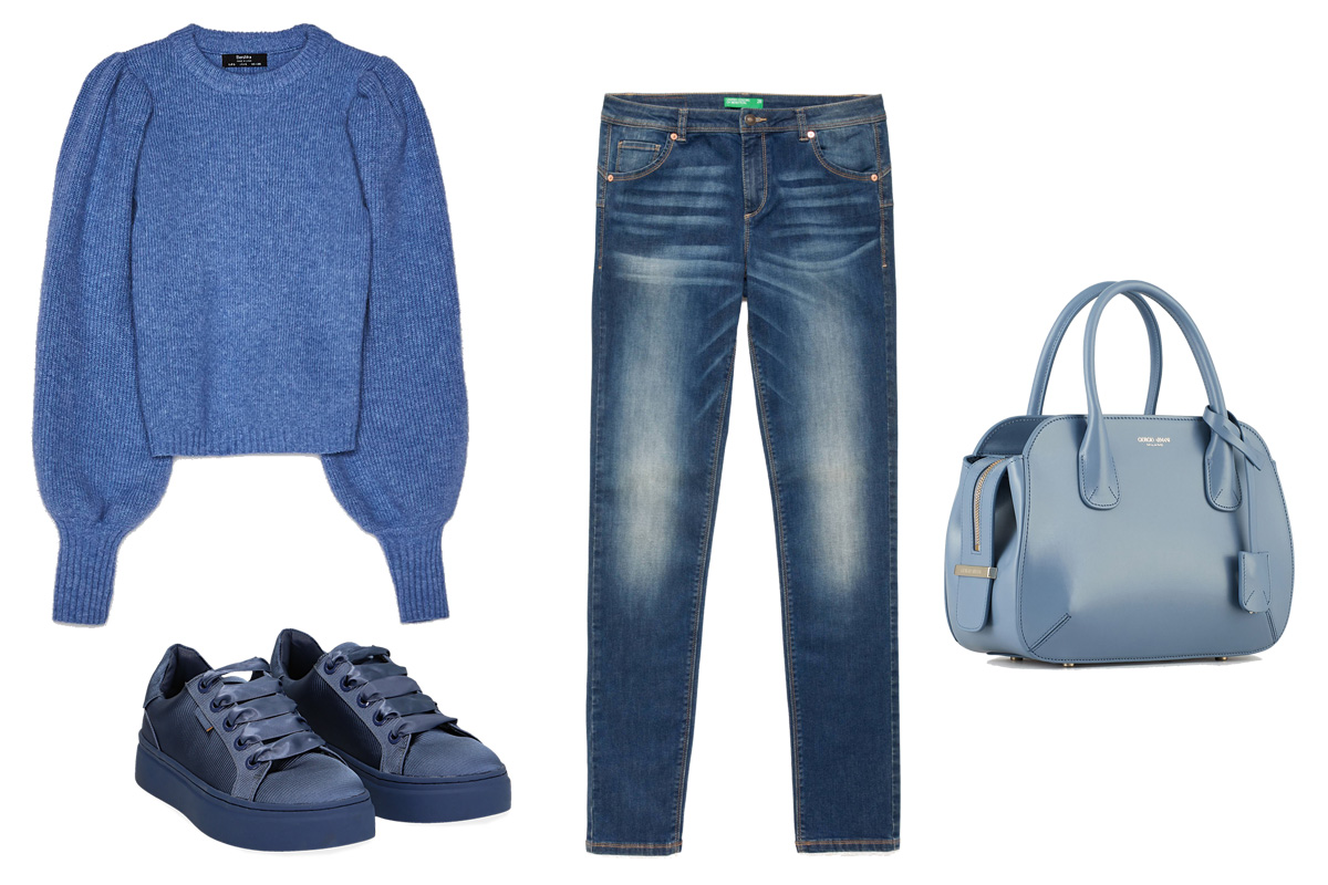 Outfit jeans skinny