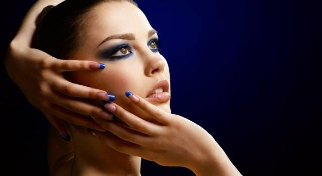 Make up estivo occhi scuri