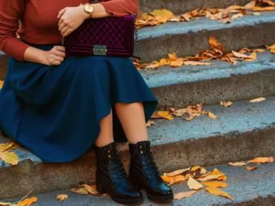 Gonna lunga: 3 suggerimenti per creare outfit impeccabili anche in inverno!