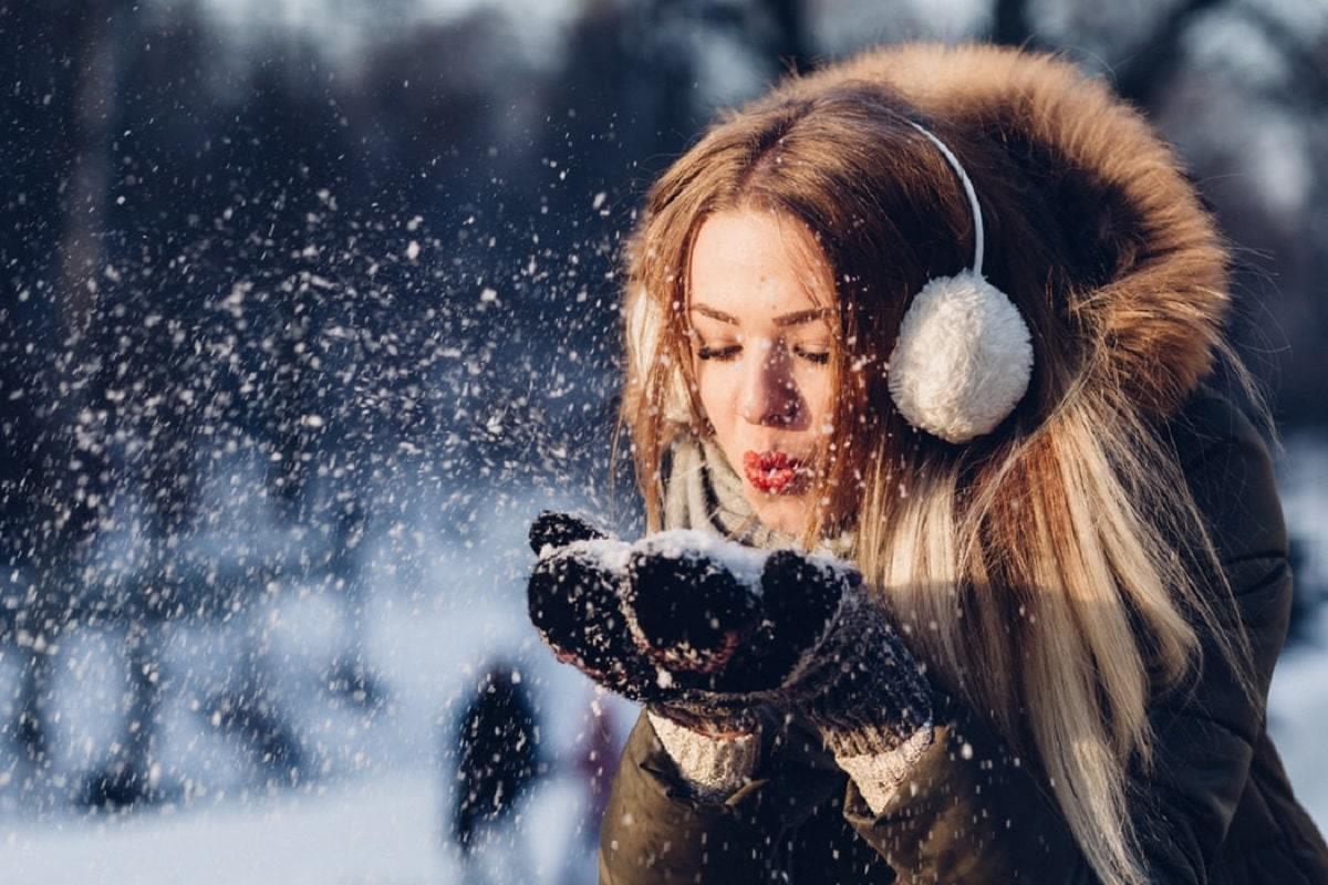 Protezione solare invernale