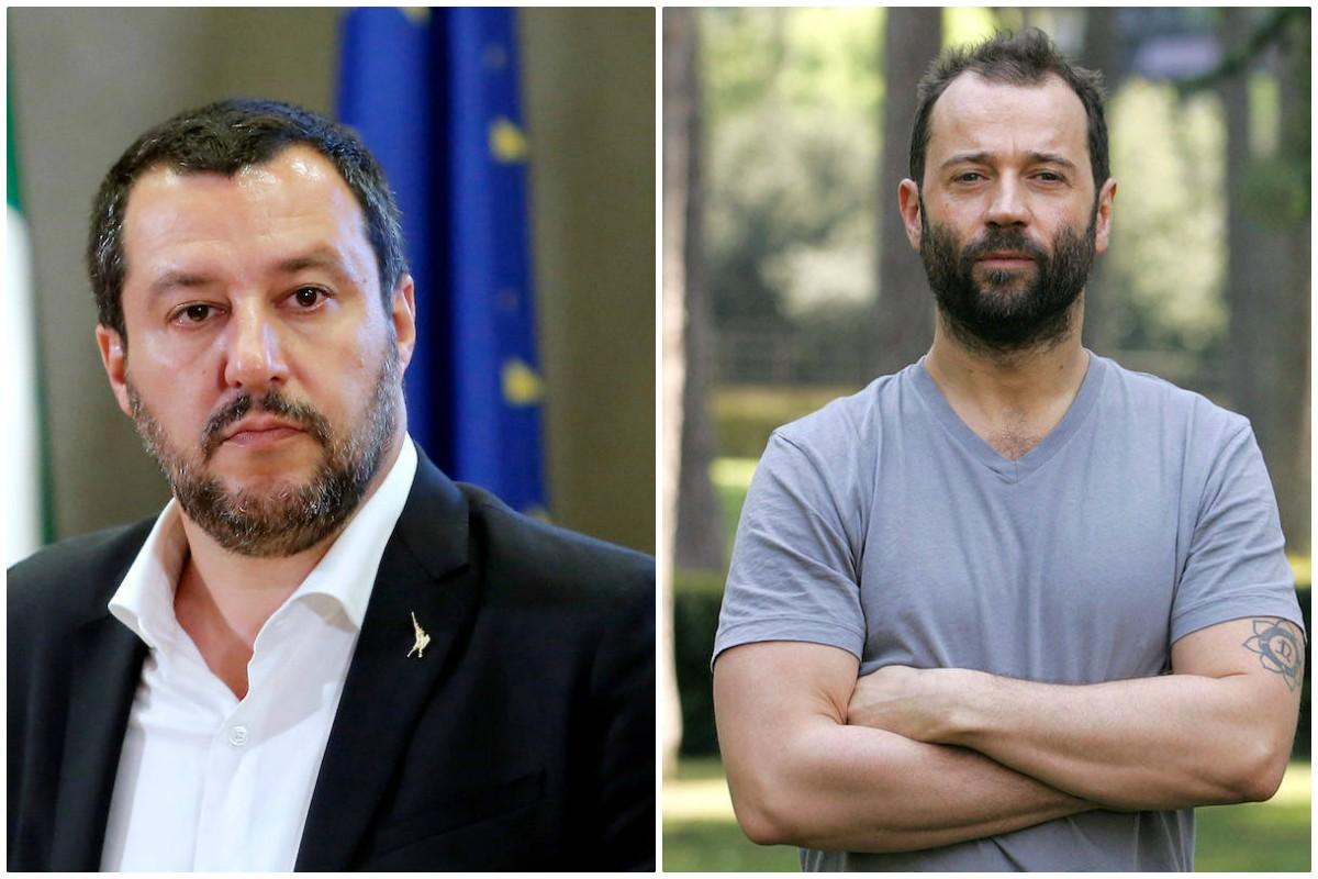 Fabio Volo Matteo Salvini