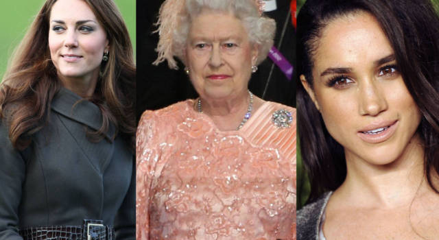 L'ultimo smacco a Meghan: la Regina regala a Kate…