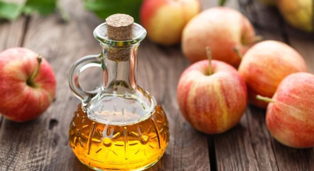 Quanto aceto di mele usare per lo scrub viso