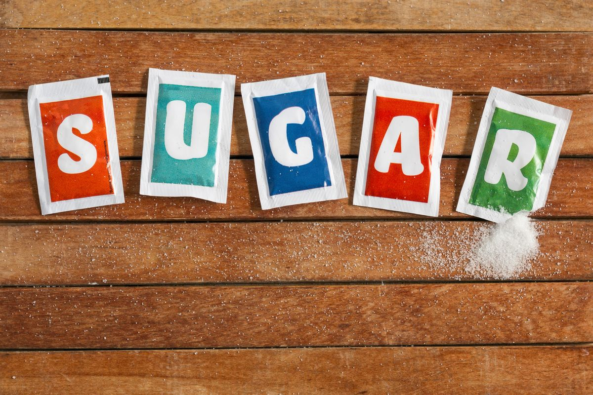 Bustine zucchero