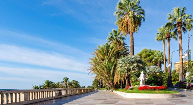 Perché Sanremo è definita la città dei fiori?