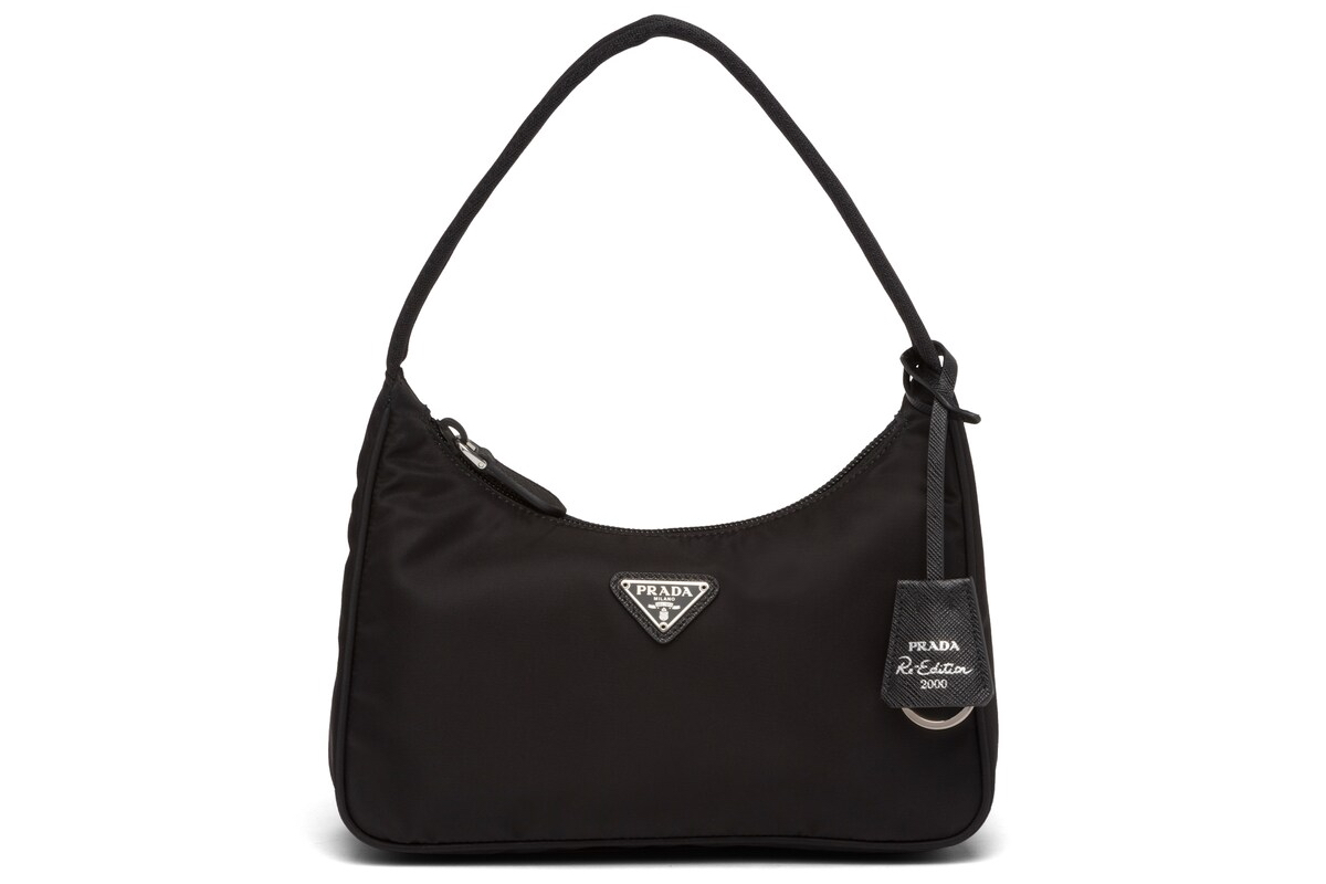 Mini Bag Prada nera
