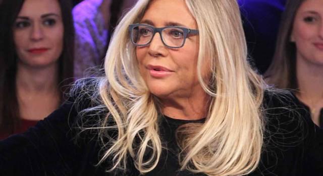 """Struggente lutto per Mara Venier: """"Amico, fratello, complice"""""""