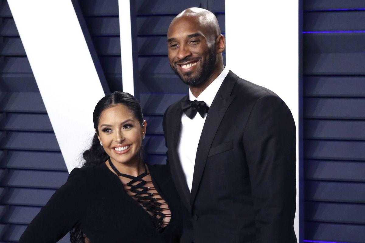 Vanessa Laine e Kobe Bryant