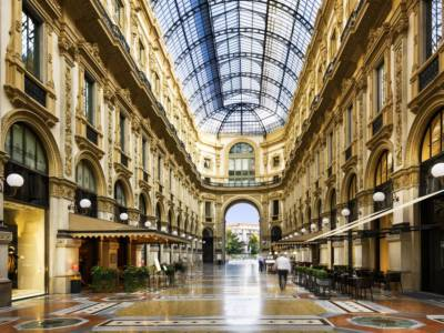 Dior e Fendi, asta da record: si aggiudicano i posti migliori in Galleria Vittorio Emanuele