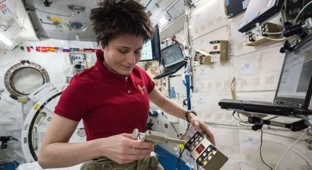 """""""Women in Space"""", la nuova Barbie ha il volto di Samantha Cristoforetti"""