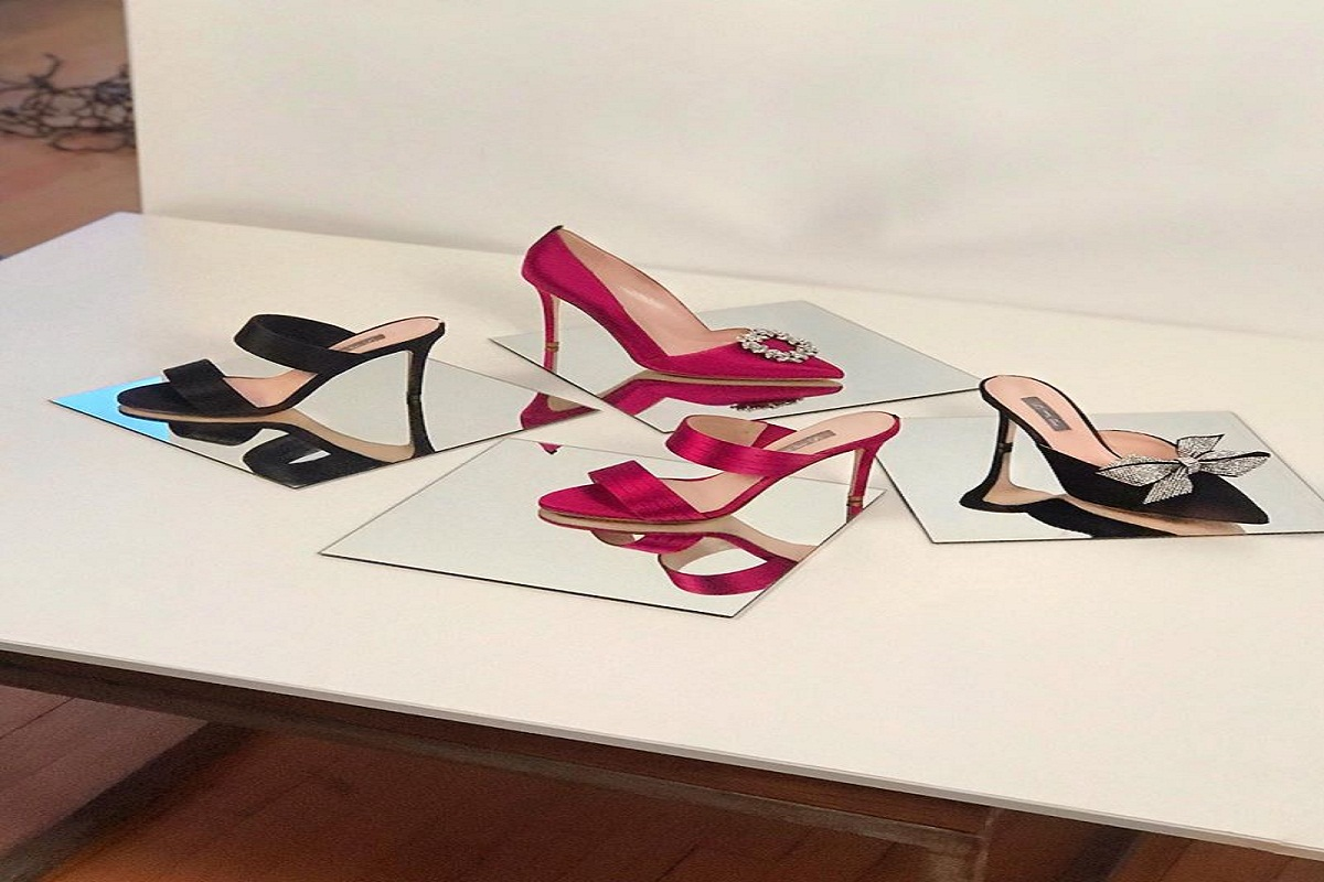 Sarah Jessica Parker collezione scarpe