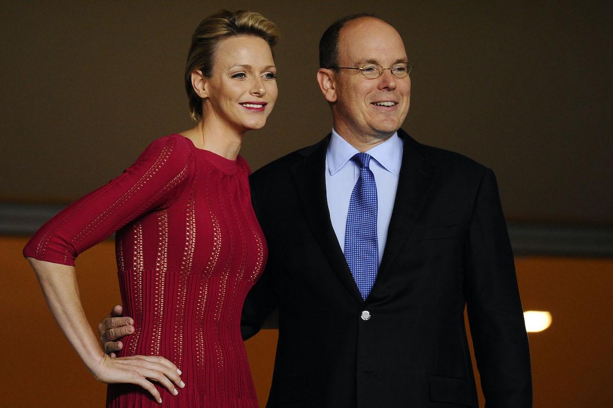 Charlene di Monaco e il Principe Alberto II