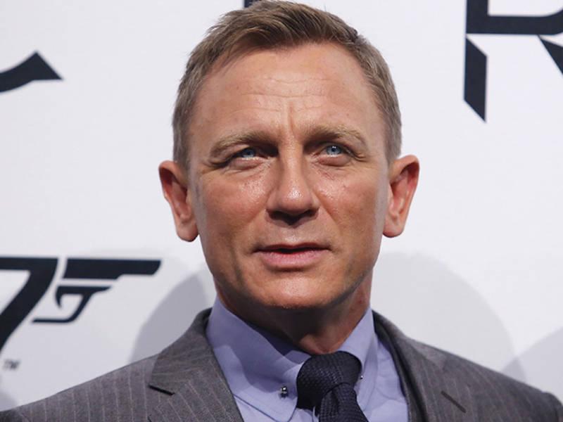 Daniel Craig, le curiosità sull'attore di James Bond