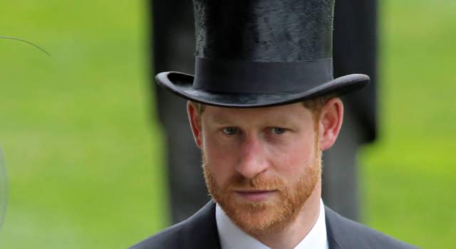 Il Principe Harry in isolamento e pronto a partire per raggiungere il nonno Filippo