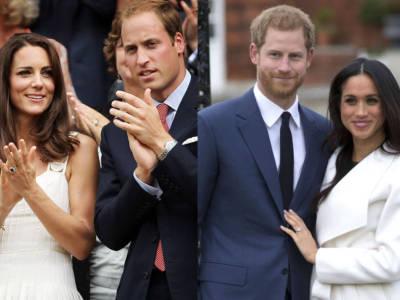 """Kate e William contrariati: """"Per Meghan abbiamo steso un tappeto rosso"""""""
