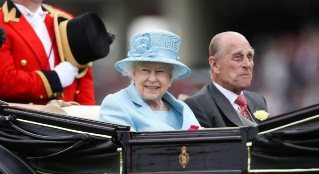 Anniversario da record per la Regina Elisabetta: 73 anni di matrimonio