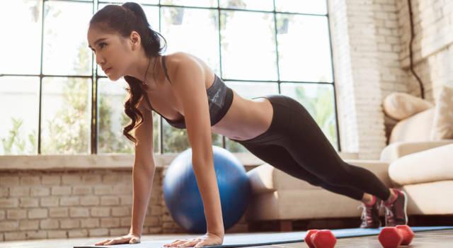 Come vestirsi per fare fitness