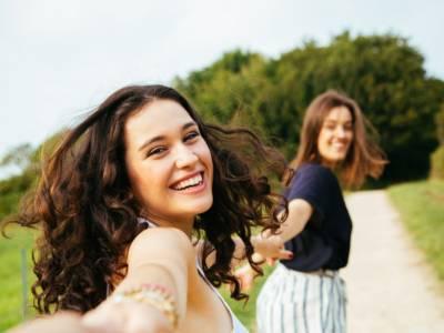 Come essere felici? Per qualcuno viene naturale mentre per altri è una vera lotta!