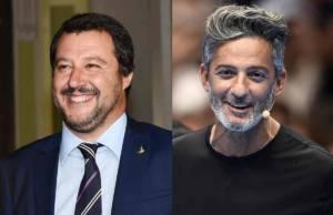 Matteo Salvini Fiorello