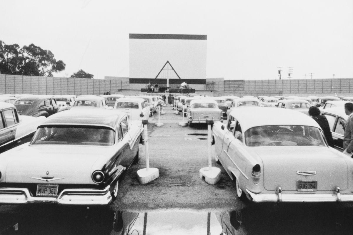 Drive-in anni 50
