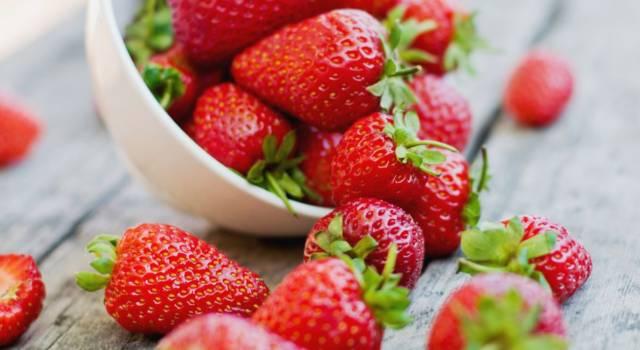 Come preparare lo sciroppo di fragole?