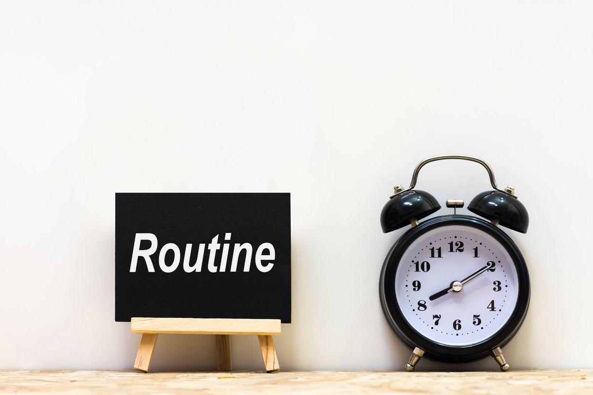 Nuova routine