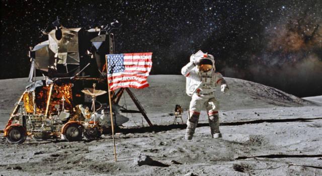 Il 4G arriverà sulla Luna grazie alla collaborazione tra la NASA e Nokia