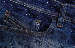 Jeans Diesel capsule collection Upfreshing