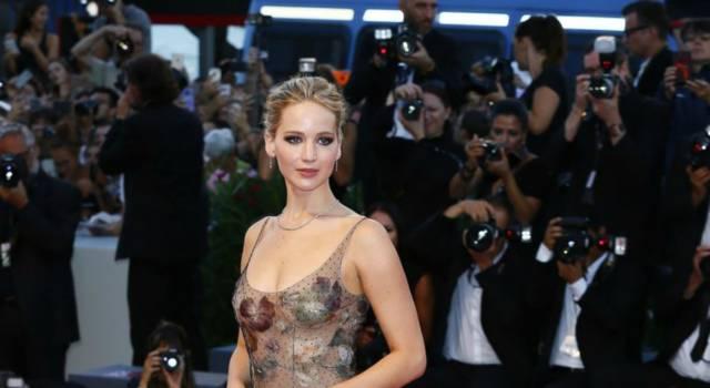 Jennifer Lawrence è incinta del primo figlio