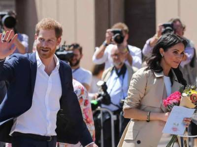 Su TV 8 l'intervista di Oprah Winfrey a Meghan e Harry